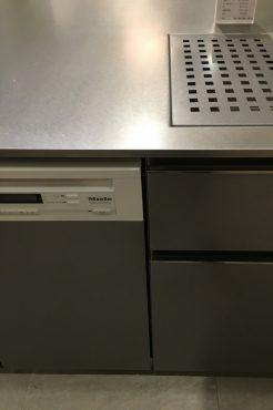 オーダーキッチンを造る (3)