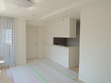 新宿区神楽坂リフォーム-設備取付 (2)