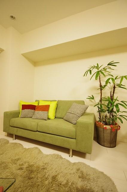 新宿区西新宿T様邸リフォーム-家具到着 (1)